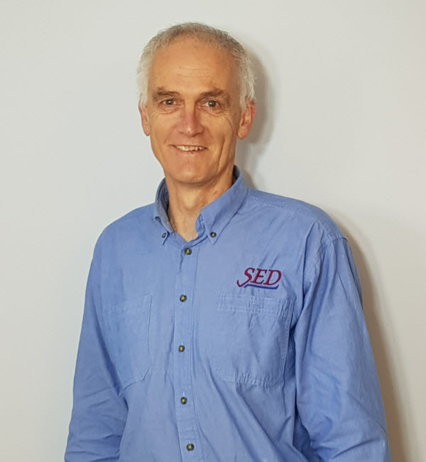 SED CEO and Owner Matthew Brown