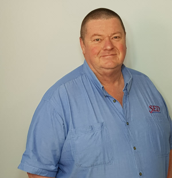 SED Production Manager - Rob Deed