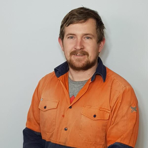 SED Service Technician - Liam Radford