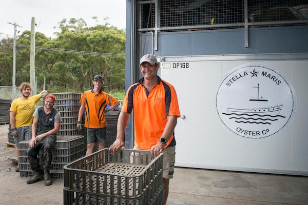 Stella Maris Oysters Co