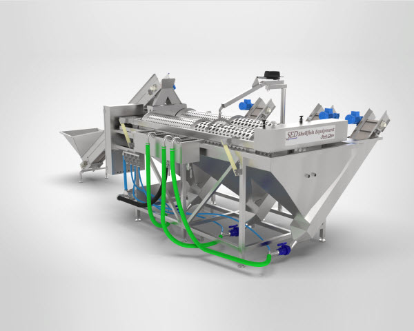 Equipment for Oysters